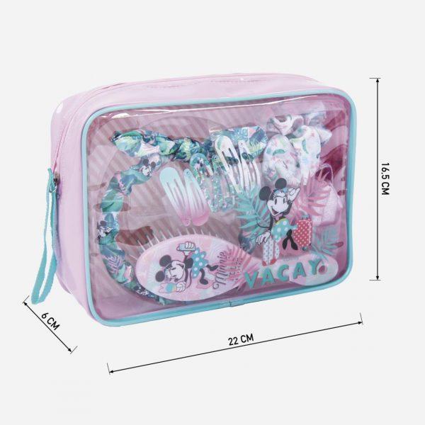 Bolsito accesorios belleza Minnie Disney bolsito