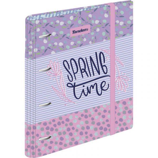 Carpeta anillas Tandem Spring
