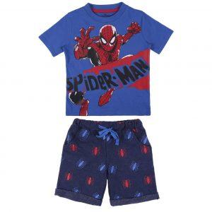 Conjunto verano Spiderman Marvel