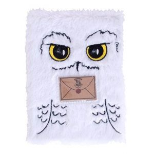cuaderno-peluche-hedwig-harry-potter-a5