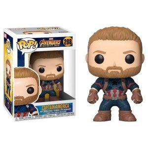 figura-funko-pop-captain-america-avengers-infinity-war-marvel