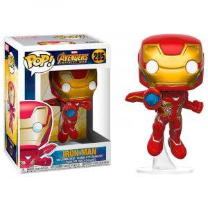 Figura Funko POP Marvel Avengers Infinity War Iron Man with Wings