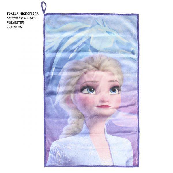 Neceser set aseo viaje Frozen 2 Disney toalla