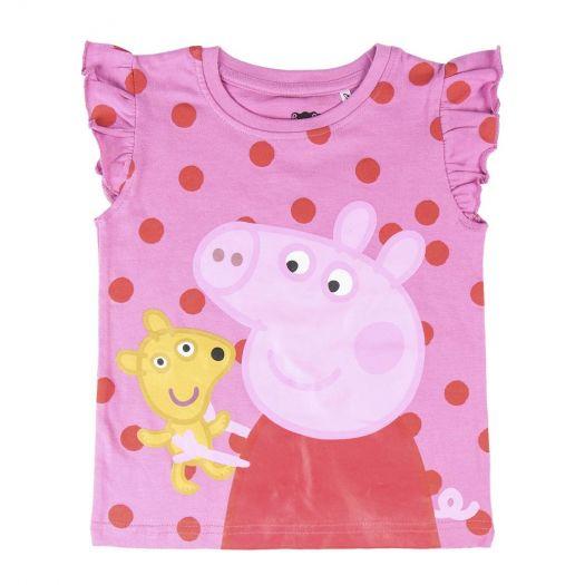 pijama-peppa-pig-verano-camiseta