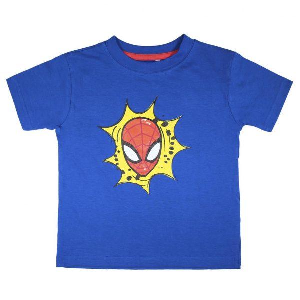 pijama-spiderman-marvel-verano-camiseta
