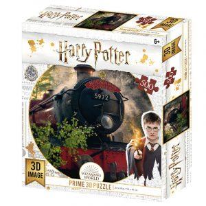 Puzzle lenticular Harry Potter Hogwarts Express 500pzs caja