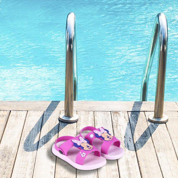 Sandalias piscina Minnie Disney imagen