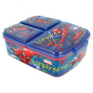 Sandwichera multiple Spiderman Marvel Graffiti