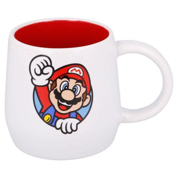 Taza Super Mario Bros Nintendo 355ml